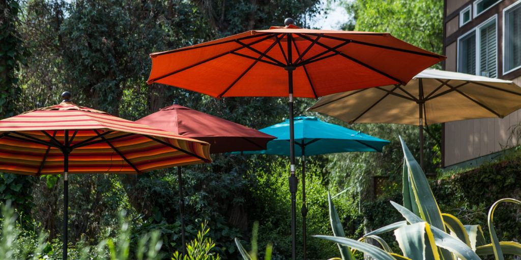The Ultimate Size Guide For Buying Your Next Patio Umbrella