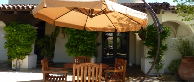 Tired of Changing Your Patio Umbrella Every season?