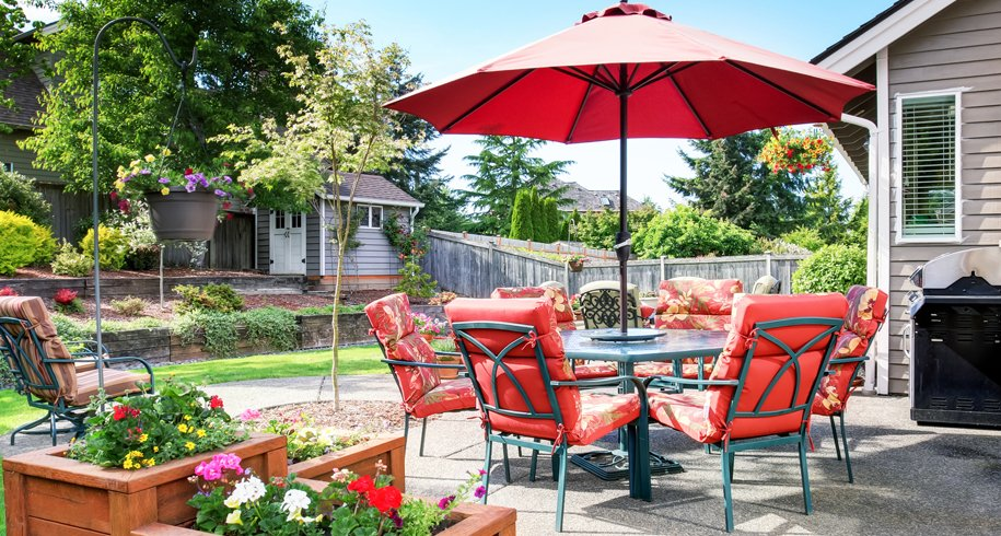 Buy Patio Tilt Umbrellas